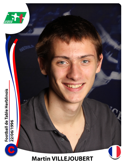 Equipe de france juniors turin 2015 f d ration - Federation francaise de football de table ...