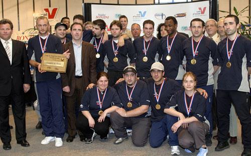 Equipe de france 2004 f d ration fran aise de football - Federation francaise de football de table ...